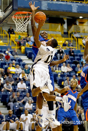 UTC Mocs mens basketball