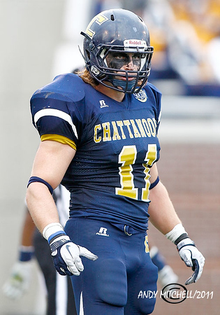 University of Tennessee Chattanooga football