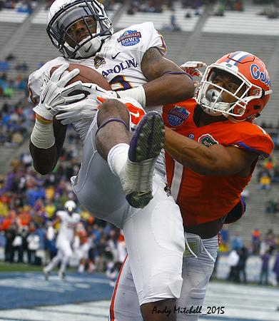 NCAA FOOTBALL: JAN 03 Birmingham Bowl - East Carolina v Florida