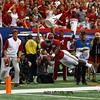 NCAA FOOTBALL: AUG 30 Chick-fil-A Kickoff Game West Virginia v Alabama