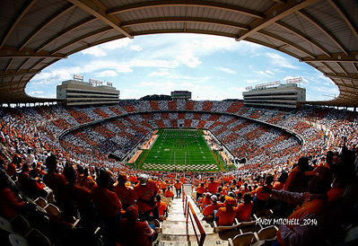 NCAA FOOTBALL: OCT 04 Florida at Tennessee