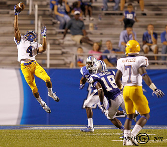 AUG 30: MTSU v McNeese St held at Floyd field,Murfreesboro,TN