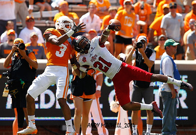 NCAA FOOTBALL: SEP 06 Arkansas State at Tennessee