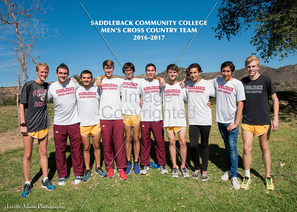 2016 SCC CROSS COUNTRY