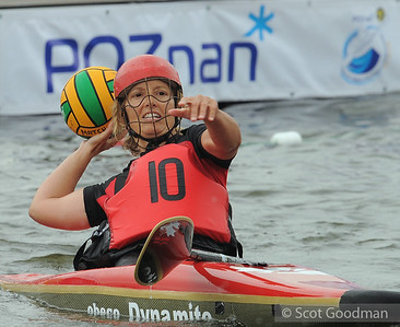 ICF Canoe Polo World Championships Poznan Poland - Women