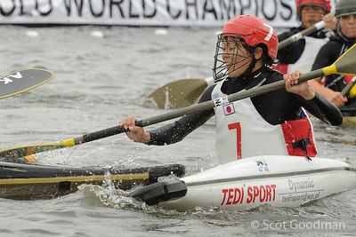 ICF Canoe Polo World Championships Poznan Poland - Women U21