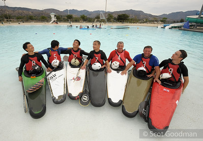 US Kayak Polo Nationals 2015 Los Angeles - Sunday