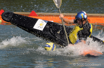 8th ICF Canoe Polo World Championships Edmonton Alberta