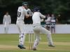 Birmingham & District Premier Cricket League Division One at Danescourt, Wolverhampton