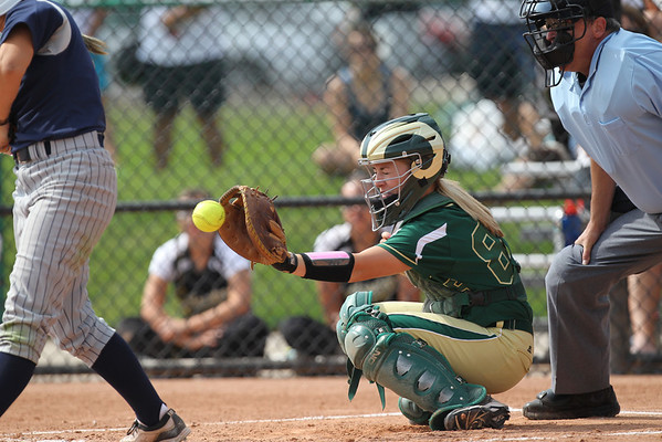 CSU Softball Spring game 2012