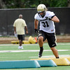 "University of Colorado's Jon Major during football practice on Monday, Aug. 6, at the CU practice field in Boulder. For more photos of the practice go to  <a href=""http://www.dailycamera.com"">http://www.dailycamera.com</a><br /> Jeremy Papasso/ Camera"