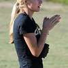 Emma Coburn watched the 2011 Rocky Mountain Shootout.<br />  Cliff Grassmick / October 1, 2011