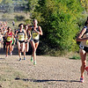 Shalaya Kipp of CU leads the pack and later wins the Rocky Mountain Shootout on Saturday.<br />  Cliff Grassmick / October 1, 2011