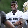 "Doug Rippy at CU practice on Saturday.<br /> For more photos and videos of media day,  go to  <a href=""http://www.dailycamera.com"">http://www.dailycamera.com</a>.<br /> Cliff Grassmick / August 11, 2012"