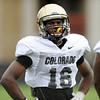 "Jeffery Hall  at CU practice on Saturday.<br /> For more photos and videos of media day,  go to  <a href=""http://www.dailycamera.com"">http://www.dailycamera.com</a>.<br /> Cliff Grassmick / August 11, 2012"