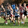 Colorado's Blake Theroux (426) runs in the Men's 2012 Division 1 Cross Country Championships at E.P. Tom Sawyer Park  in Louisville, Kentucky.       November 17, 2012