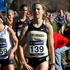 Colorado's Shalaya Kipp (139) runs in the Women's 2012 Division 1 Cross Country Championships at E.P. Tom Sawyer Park  in Louisville, Kentucky.       November 17, 2012