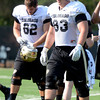 "University of Colorado's Will Pericak, No. 83, during fall football camp at the CU practice field on Wednesday, Aug. 8. For more photos of the practice go to  <a href=""http://www.dailycamera.com"">http://www.dailycamera.com</a><br /> Jeremy Papasso/ Camera"