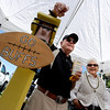 "Jay and Eda Mills of Berthoud tailgate before the Cal game on Saturday.<br /> For more photos of the CU game, go to  <a href=""http://www.dailycamera.com"">http://www.dailycamera.com</a>.<br />  Cliff Grassmick / September 10, 2011"