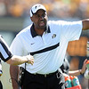 "Colorado head coach, Jon Embree, was not happy with this call against Cal on Saturday.<br /> For more photos of the CU game, go to  <a href=""http://www.dailycamera.com"">http://www.dailycamera.com</a>.<br /> Cliff Grassmick / September 10, 2011"