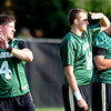 "CU QB's, Jordan Webb, left, Stevie Joe Dorman, and Connor Wood at practice on Aug. 17, 2012.<br /> For more photos and videos of practice,  go to  <a href=""http://www.dailycamera.com"">http://www.dailycamera.com</a>.<br /> Cliff Grassmick / August 17, 2012"