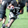 CU receiver Toney Clemons (Photo by Cliff Grassmick).