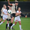 "Amy Barczuk, of CU,knocks down the ball in the  Oregon State  game on Saturday.<br /> For more photos from the game, go to  <a href=""http://www.dailycamera.com"">http://www.dailycamera.com</a>.<br /> Cliff Grassmick  / October 13, 2012"