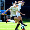 "University of Colorado Womens Team Soccer Player () during their game in Boulder on Friday September 28, 2012. Photo by Paul Aiken /   <a href=""http://www.buffzone.com"">http://www.buffzone.com</a>"