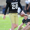 "Will Oliver during Spring drills on Sunday.<br /> For more photos and videos of CU football, go to  <a href=""http://www.dailycamera.com"">http://www.dailycamera.com</a>.<br /> Cliff Grassmick / March 18, 2012"