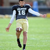 """Zach Grossnickle during Spring drills on Sunday.<br /> For more photos and videos of CU football, go to  <a href=""""http://www.dailycamera.com"""">http://www.dailycamera.com</a>.<br /> Cliff Grassmick / March 18, 2012"""