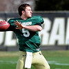 "Connor Wood gets ready for Spring practice on Sunday.<br /> For more photos and videos of CU football, go to  <a href=""http://www.dailycamera.com"">http://www.dailycamera.com</a>.<br /> Cliff Grassmick / March 18, 2012"