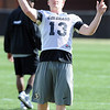 """Parker Orms through during DB drills on Sunday.<br /> For more photos and videos of CU football, go to  <a href=""""http://www.dailycamera.com"""">http://www.dailycamera.com</a>.<br /> Cliff Grassmick / March 18, 2012"""
