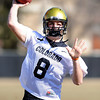 "New QB Nick Hirschman during CU spring drills.<br /> For more football photos, go to photo galleries at  <a href=""http://www.dailycamera.com"">http://www.dailycamera.com</a>.<br /> Cliff Grassmick / March 6, 2010"