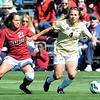 "Madison Krauser (4) of CU works around Loeau LaBonta of Stanford<br /> For more photos of the game, go to  <a href=""http://www.dailycamera.com"">http://www.dailycamera.com</a>.<br /> Cliff Grassmick  / October 7, 2012"