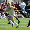 "Anne Stuller (23) of CU, starts the attack against Stanford.<br /> For more photos of the game, go to  <a href=""http://www.dailycamera.com"">http://www.dailycamera.com</a>.<br /> Cliff Grassmick  / October 7, 2012"