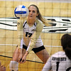 "CU senior, Michelle Miller, digs one out against  USC on CU Senior Night.<br /> For more photos of the game, go to  <a href=""http://www.dailycamera.com"">http://www.dailycamera.com</a>.<br /> Cliff Grassmick / November 10, 2012"