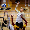 "Nikki Lindow of CU prepares for a kill against USC on Saturday  night.<br /> For more photos of the game, go to  <a href=""http://www.dailycamera.com"">http://www.dailycamera.com</a>.<br /> Cliff Grassmick / November 10, 2012"