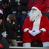 "Santa was wearing Utah colors in the Utah section at the game Friday.<br /> For more photos of the CU game, go to  <a href=""http://www.dailycamera.com"">http://www.dailycamera.com</a><br /> Cliff Grassmick / November 23, 2012"