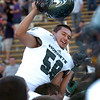 "Edgar Castaneda of Sacramento State gets carried off the field after hitting the game winning field goal against CU.<br /> For more photos of the game, got o  <a href=""http://www.dailycamera.com"">http://www.dailycamera.com</a>.<br /> Cliff Grassmick  / September 8, 2012"