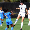 "Amy Barczuk of Colorado gets her head on the ball in front of Amelia Mathis of UCLA.<br /> For more photos of the game, go to  <a href=""http://www.dailycamera.com"">http://www.dailycamera.com</a>.<br /> Cliff Grassmick / September 19, 2010"