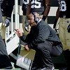 "OC Eric Bieniemy during the Washington game on Saturday.<br /> For more photos of the CU game, go to  <a href=""http://www.dailycamera.com"">http://www.dailycamera.com</a><br /> Cliff Grassmick / November 17, 2012"