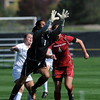 "WSU keeper Gurveen Clair, gets a save in front of Hayley Hughes of CU.<br /> For more photos of the game, go to  <a href=""http://www.dailycamera.com"">http://www.dailycamera.com</a>.<br /> Cliff Grassmick  / September 30, 2012"