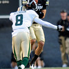 "University of Colorado senior Scotty McKnight makes a catch during the first quarter of the football game against Baylor on Saturday, Oct. 16, at Folsom Field in Boulder.<br /> For more photos go to  <a href=""http://www.dailycamera.com"">http://www.dailycamera.com</a><br /> Photo by Jeremy Papasso/ Camera"