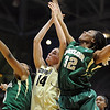"Meagan Malcolm-Peck of CU tries to get a rebound from Brooklyn Pope of Baylor.<br /> For more photos of the game, go to  <a href=""http://www.dailycamera.com"">http://www.dailycamera.com</a>.<br /> Cliff Grassmick / March 5, 2011"