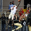 "AJ Green of UGA makes a one-handed catch  for a touchdown against CU.<br /> For more photos from the game go to  <a href=""http://www.dailycamera.com"">http://www.dailycamera.com</a>.<br /> Cliff Grassmick / October 2, 2010"