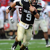 "Tyler Hansen on the run against Georgia.<br /> For more photos from the game go to  <a href=""http://www.dailycamera.com"">http://www.dailycamera.com</a>.<br /> Cliff Grassmick / October 2, 2010"