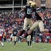 "Paul Richardson (80) and Ryan Deehan, both of CU, celebrate Deehan's score against ISU.<br /> For more photos of the game, go to  <a href=""http://www.dailycamera.com"">http://www.dailycamera.com</a><br /> Cliff Grassmick / November 13, 2010"