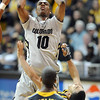 "Alec Burks of CU goes into score against Missouri on Saturday.<br /> For more photos of the game, go to  <a href=""http://www.dailycamera.com"">http://www.dailycamera.com</a>.<br /> Cliff Grassmick / January 8, 2011"