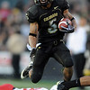 Rodney Stewart of CU had over 100 yards against Nebraska.<br /> <br /> Cliff Grassmick /November 27, 2009