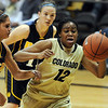 "Ashley Wilson of CU looks to score  against Regis.<br /> For more photos of the game, go to  <a href=""http://www.dailycamera.com"">http://www.dailycamera.com</a><br /> Cliff Grassmick / November 12, 2010"